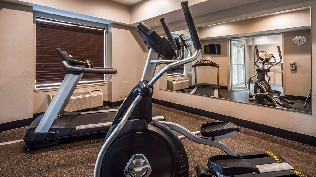 Best Western Executive Inn - Fitnessstudio