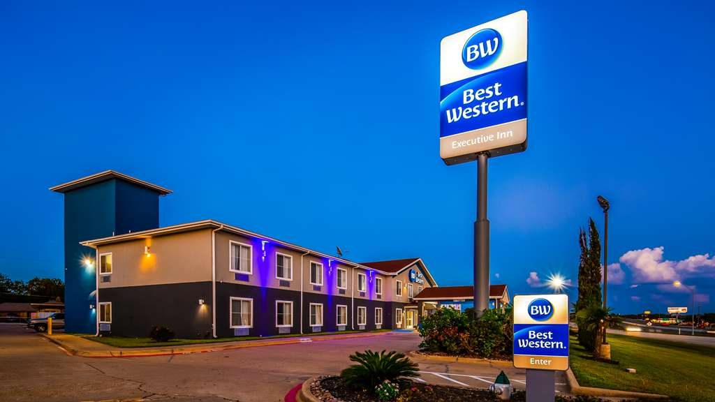 Best Western Executive Inn - Außenansicht
