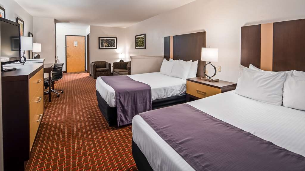 Best Western Inn & Suites - Suite