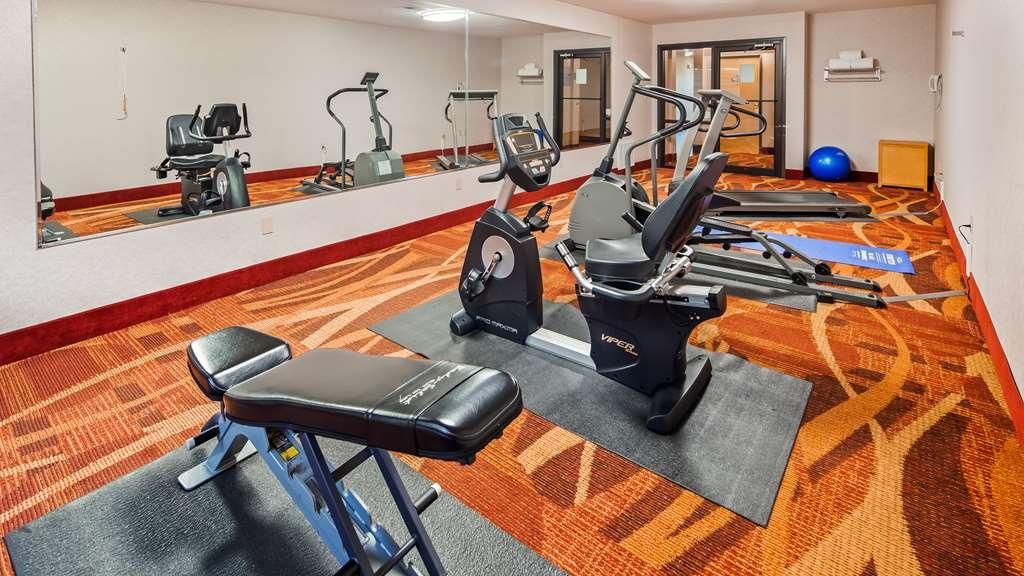 Best Western Inn & Suites - Centro benessere