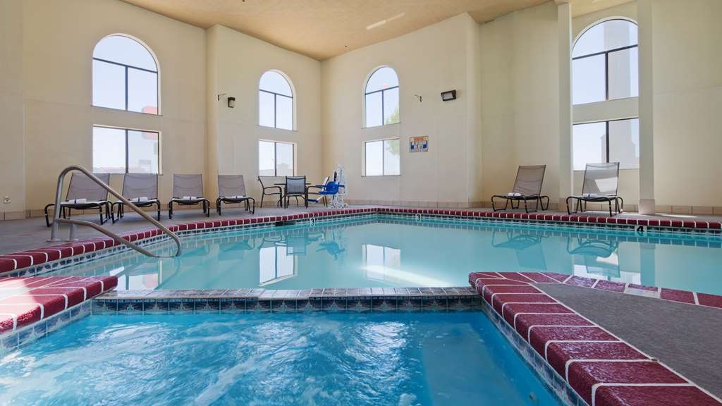 Best Western Windsor Inn - Piscina