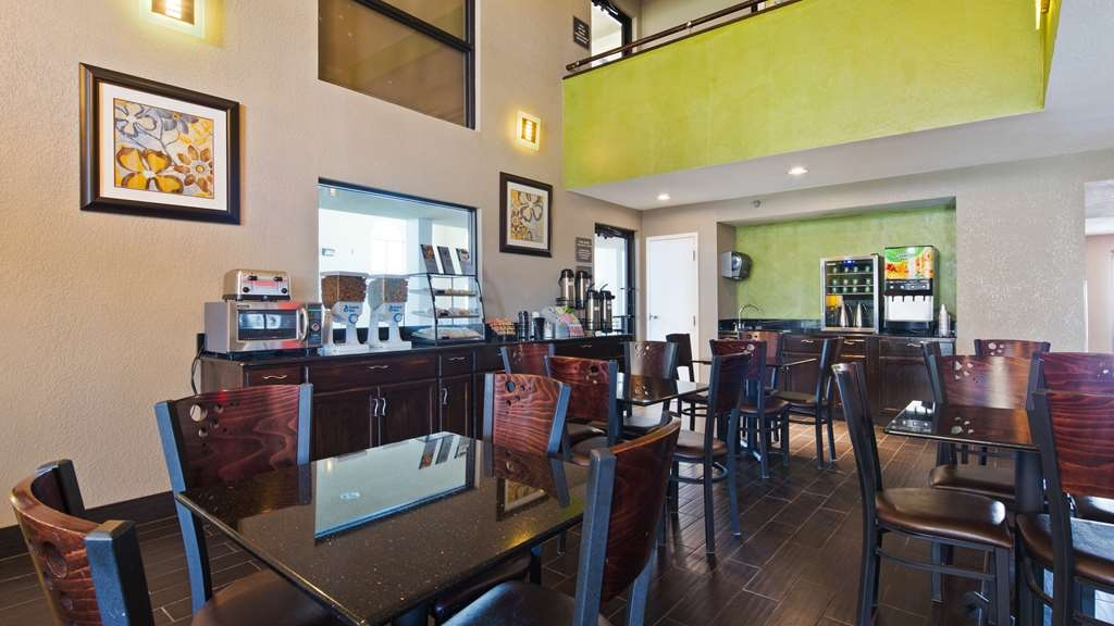 Best Western Windsor Inn - Restaurant / Gastronomie