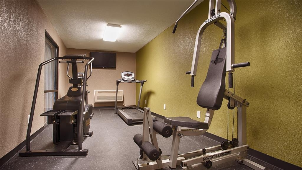 Best Western Windsor Inn - fitnessraum