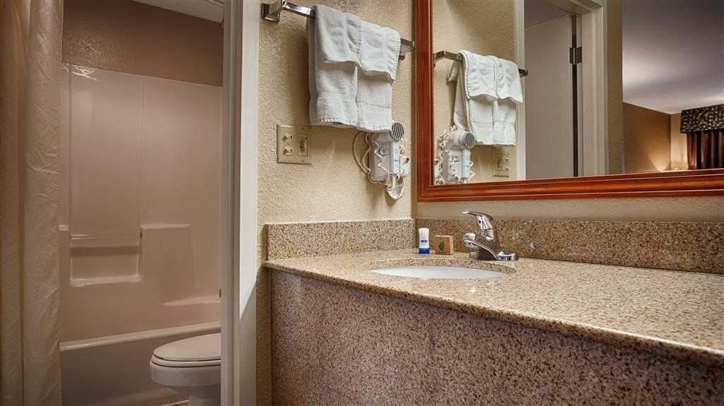 Best Western Windsor Inn - Bagno