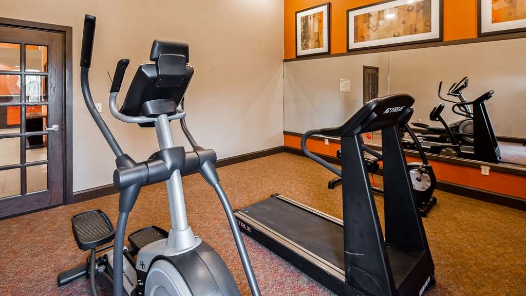Best Western Executive Inn El Campo - Club de remise en forme