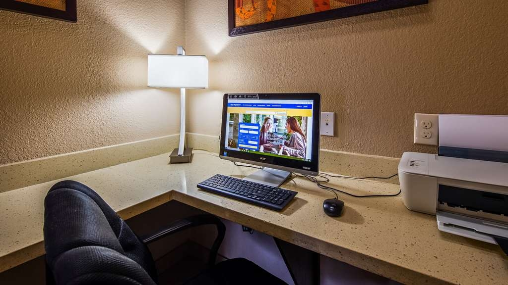 Best Western Executive Inn El Campo - centre des affaires