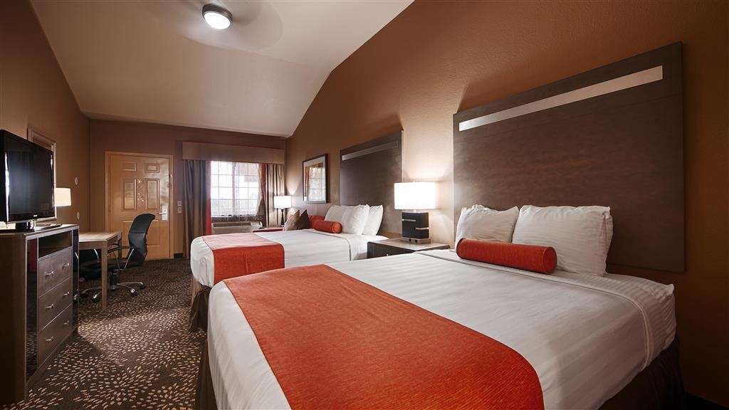 Best Western Executive Inn El Campo - Chambre