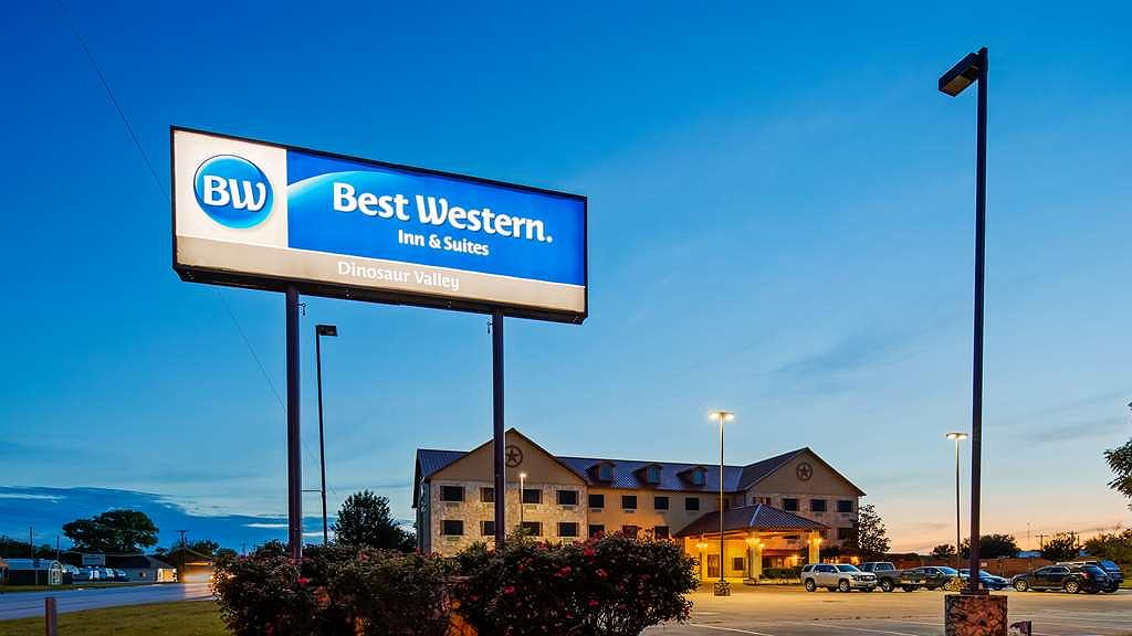 Best Western Dinosaur Valley Inn & Suites - Aussenansicht