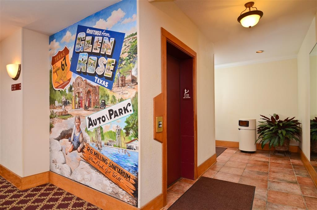Best Western Dinosaur Valley Inn & Suites - Innenansicht des Hotels
