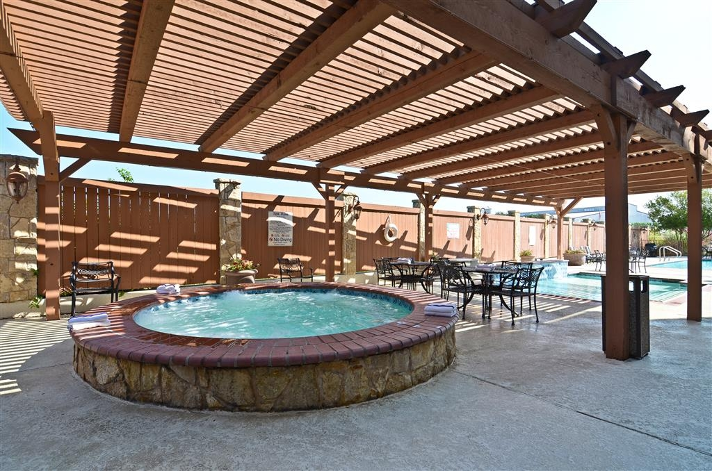 Best Western Dinosaur Valley Inn & Suites - Wannen-Whirlpool