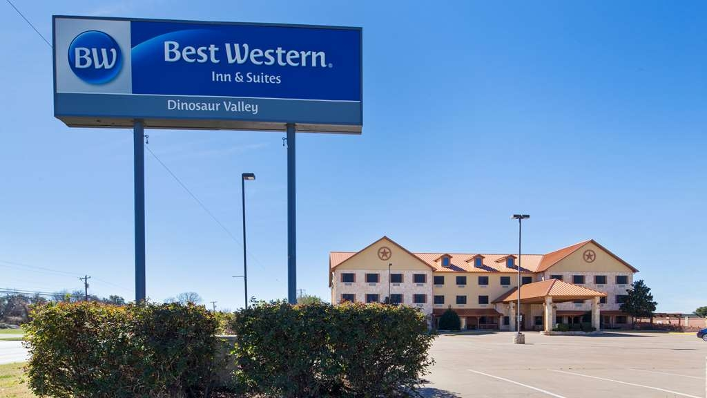 Best Western Dinosaur Valley Inn & Suites - Außenansicht
