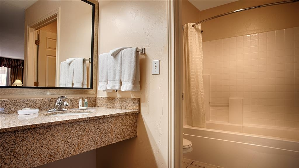 Best Western Snyder Inn - We take pride in making everything spotless for your arrival.
