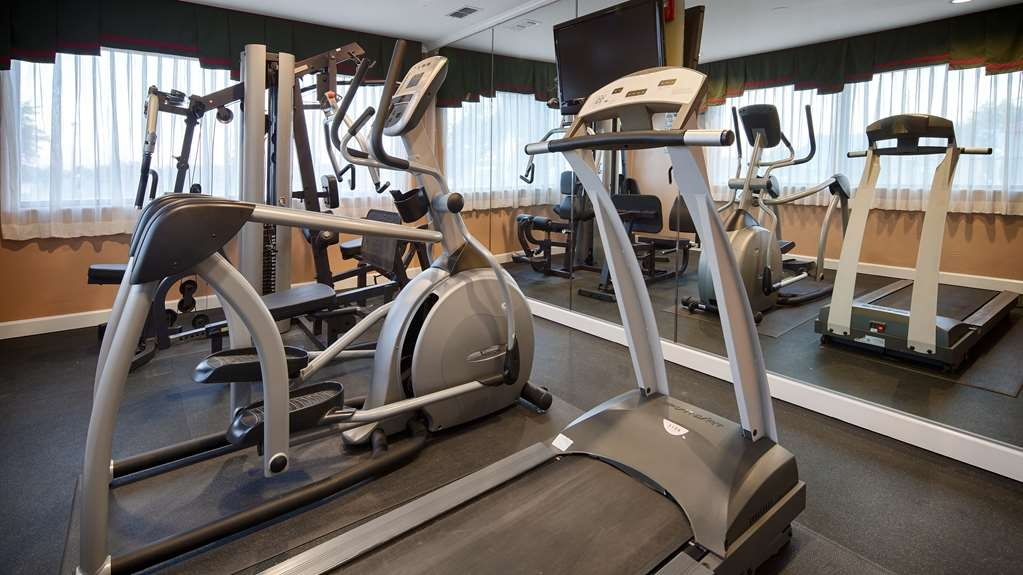 Best Western Snyder Inn - Stay fit and active in our fitness center with a variety of equipment.
