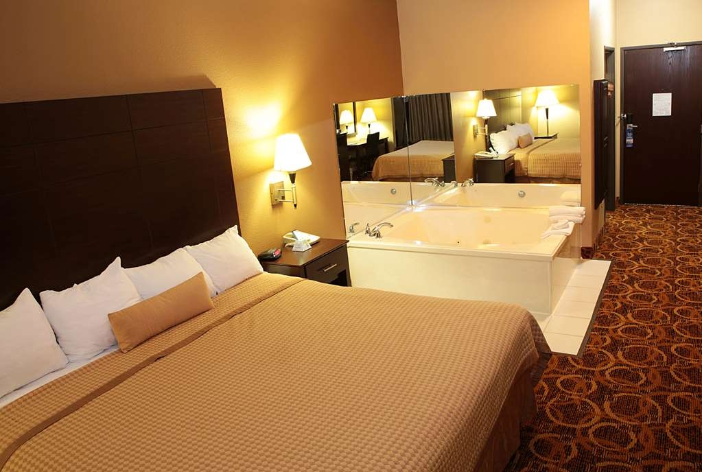 Best Western Northwest Inn - Suite king size avec bain bouillonnant