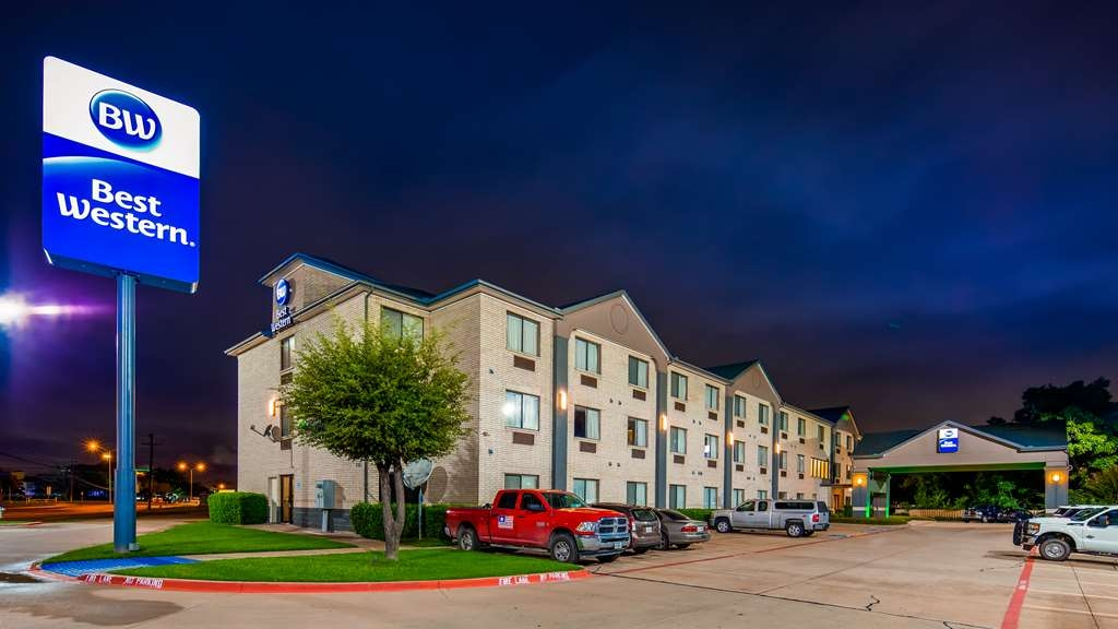 Best Western Northwest Inn - Vista Exterior