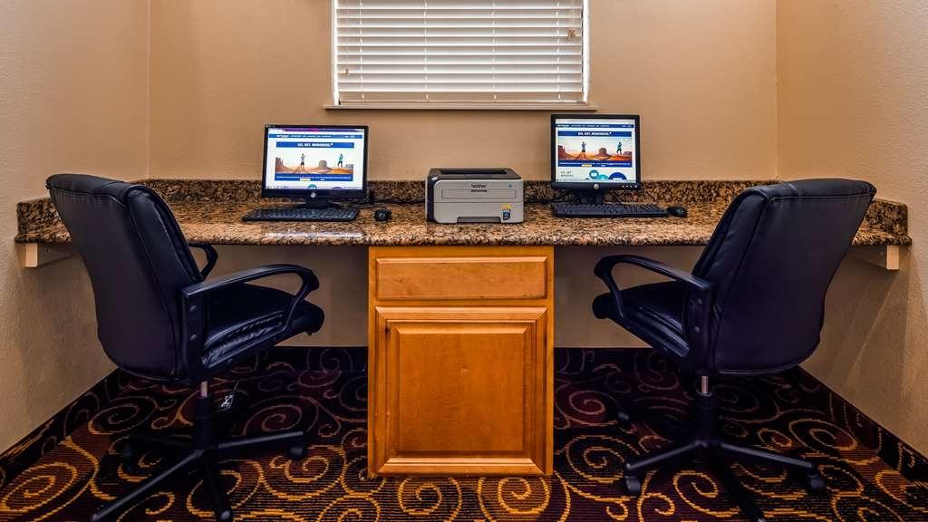 Best Western Northwest Inn - centro de negocios-característica