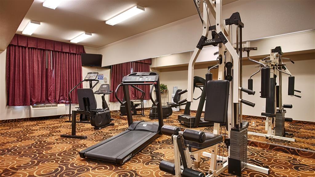 Best Western Northwest Inn - Club de remise en forme