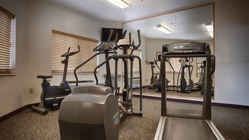 Best Western Borger Inn - Fitnessstudio