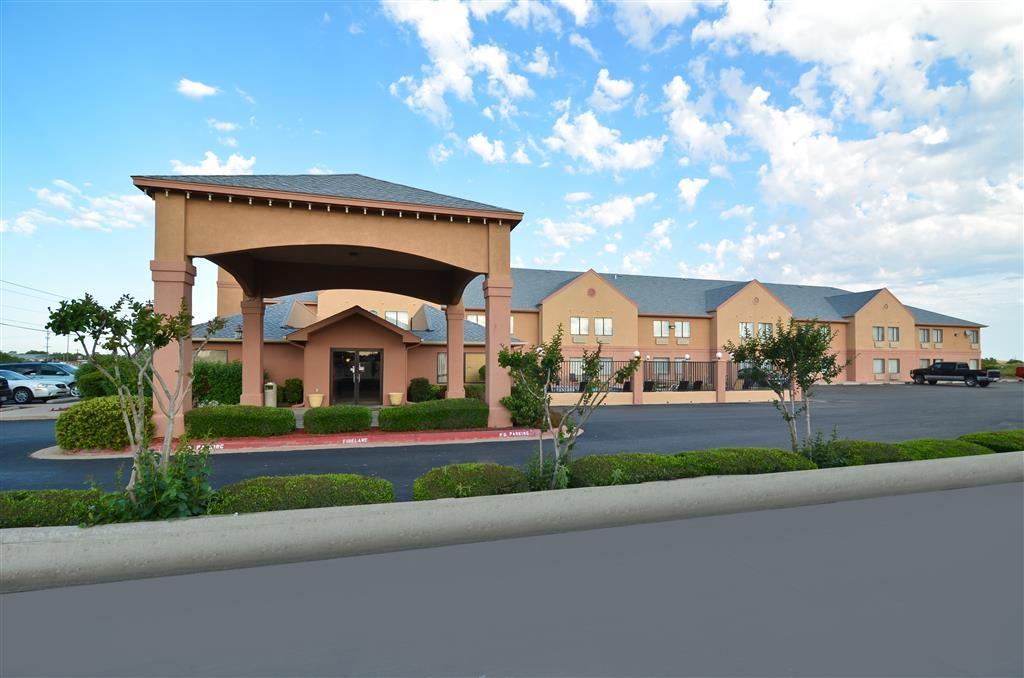 Best Western Abilene Inn & Suites - Vue de l'extérieur