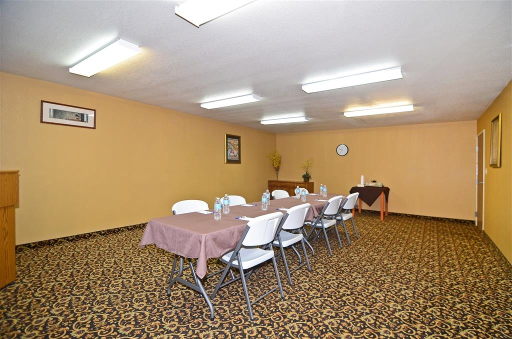Best Western Abilene Inn & Suites - Salle de réunion