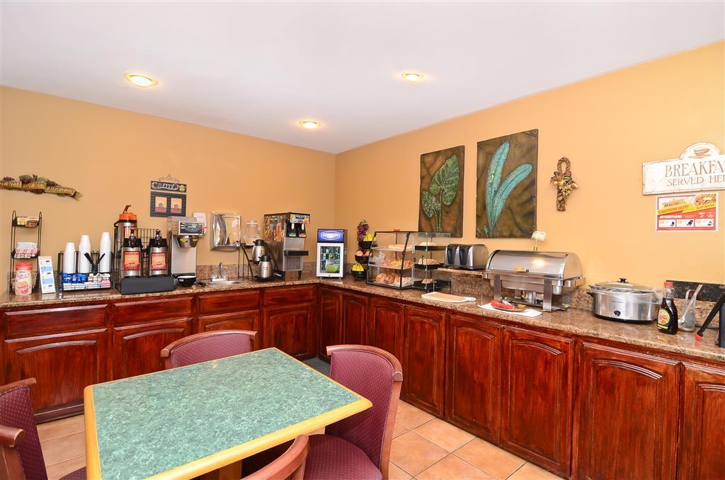 Best Western Abilene Inn & Suites - Salle de petit déjeuner