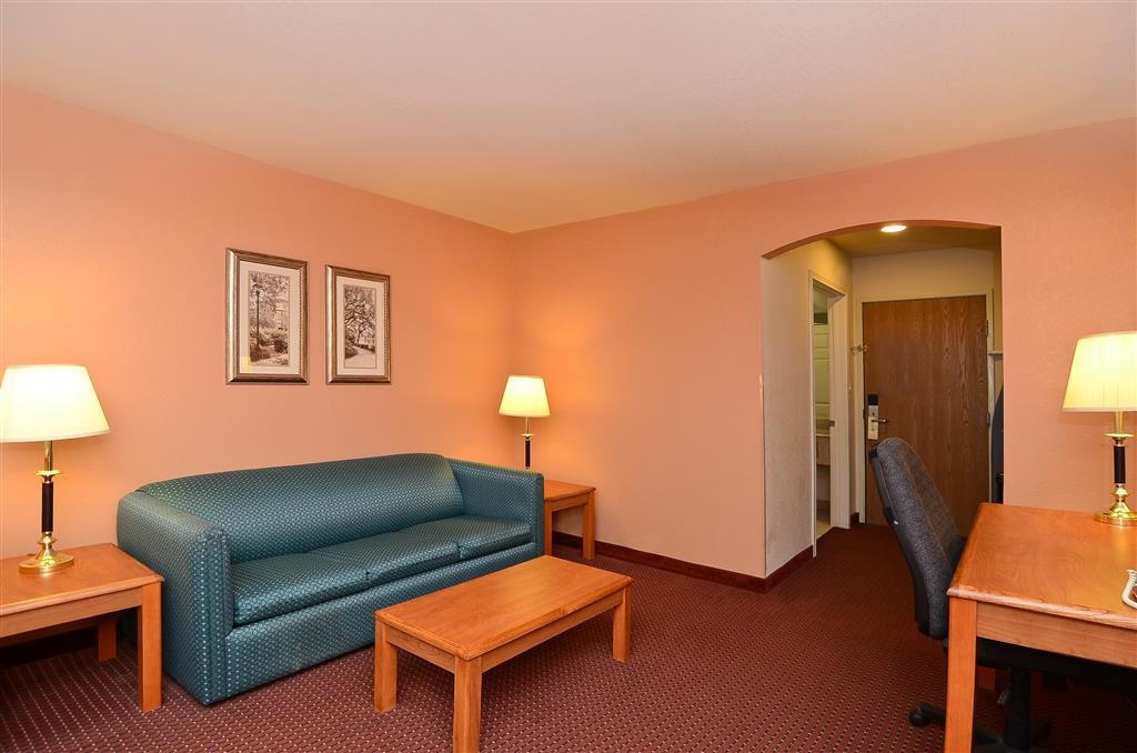 Best Western Abilene Inn & Suites - Chambre