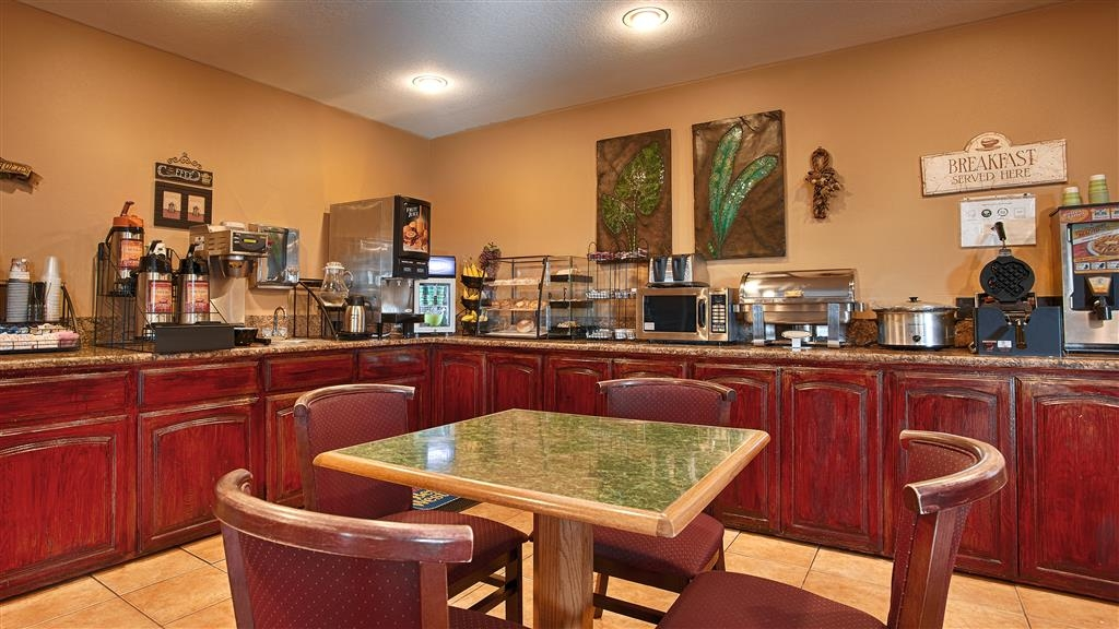 Best Western Abilene Inn & Suites - Restaurant / Etablissement gastronomique