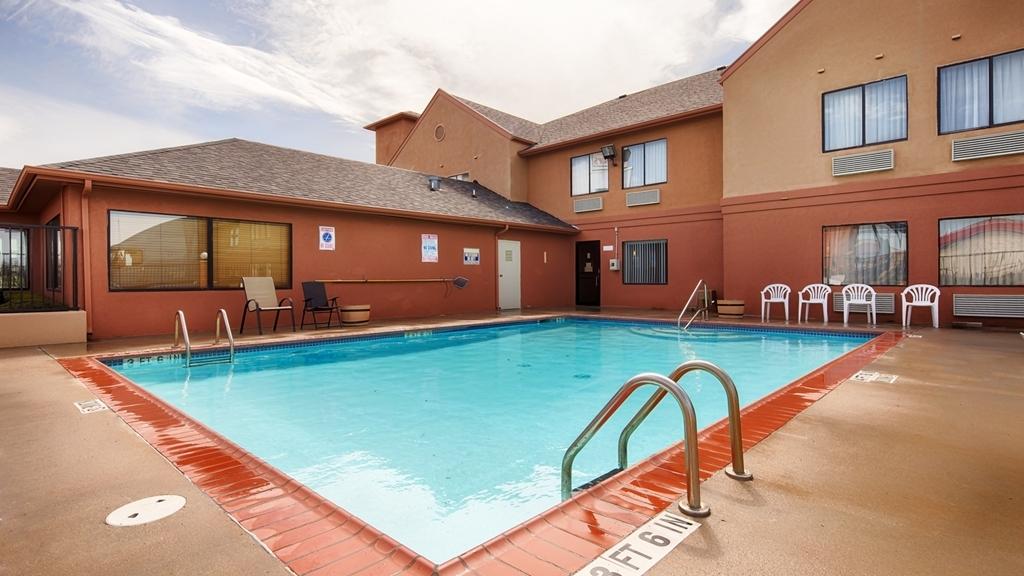 Best Western Abilene Inn & Suites - Vue du lobby