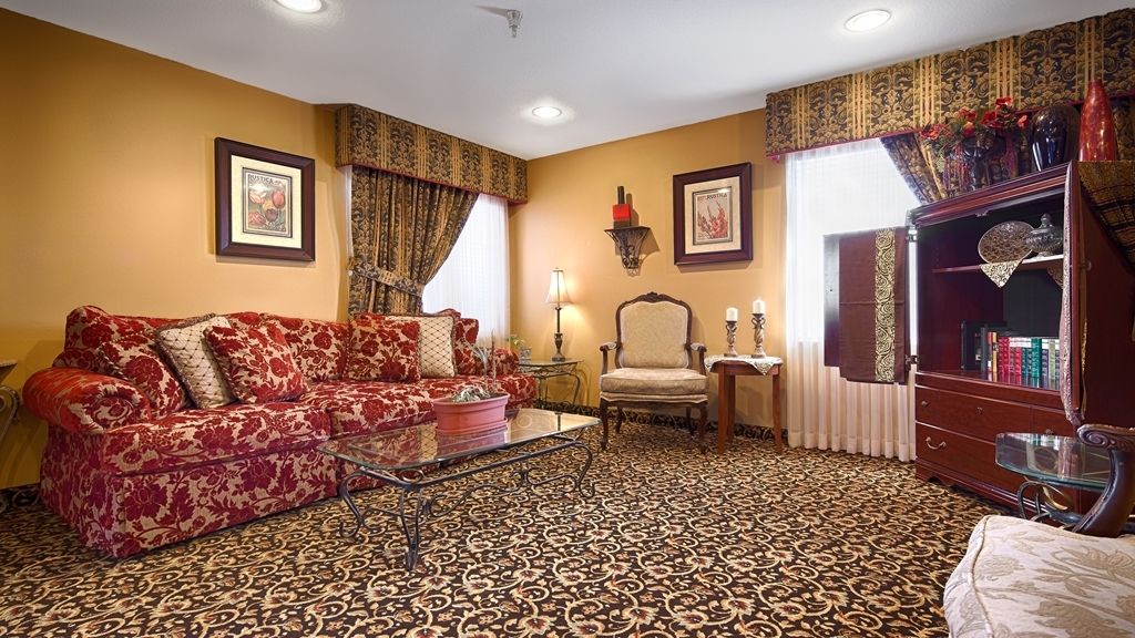 Best Western Abilene Inn & Suites - Poolansicht
