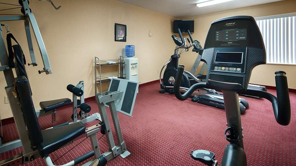 Best Western Abilene Inn & Suites - Club de remise en forme