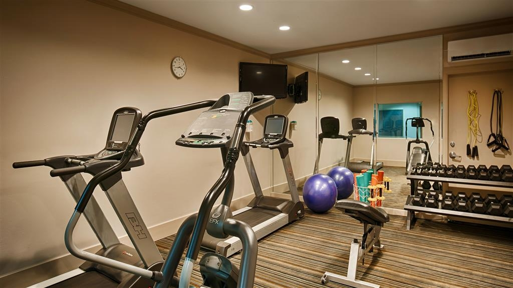Best Western Plus Downtown Inn & Suites - Centre de fitness