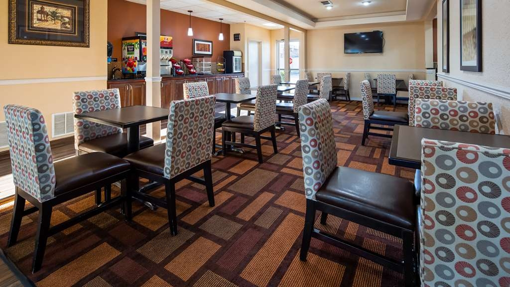 Best Western Plus Lubbock Windsor Inn - Restaurant / Gastronomie