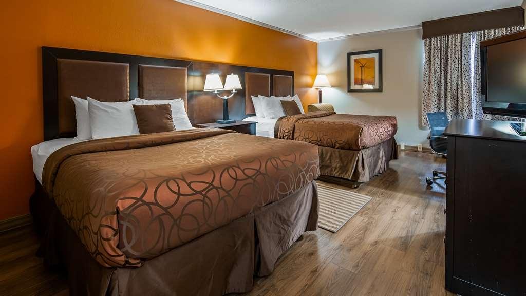 Best Western Plus Lubbock Windsor Inn - Gästezimmer/ Unterkünfte