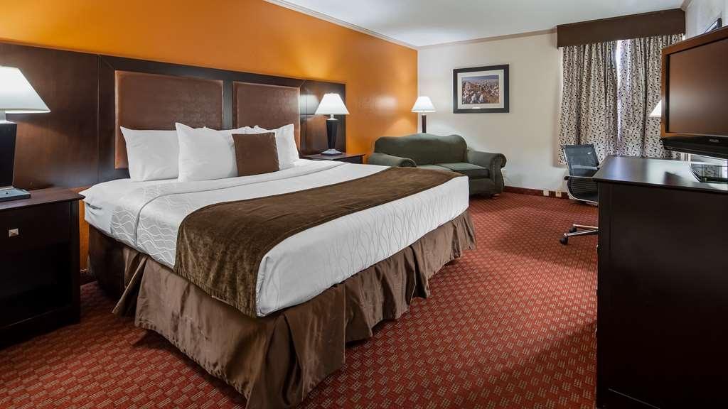 Best Western Plus Lubbock Windsor Inn - Camere / sistemazione