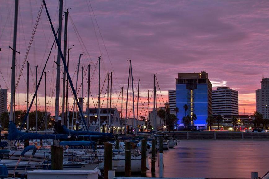 Best Western Corpus Christi - BEST WESTERN Corpus Christi overlooks the Marina. Enjoy a beautiful view of the Corpus Christi Bay from your room.