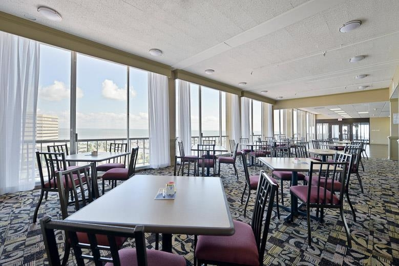 Best Western Corpus Christi - Sit down and enjoy the morning news while sipping a delicious cup of coffee.