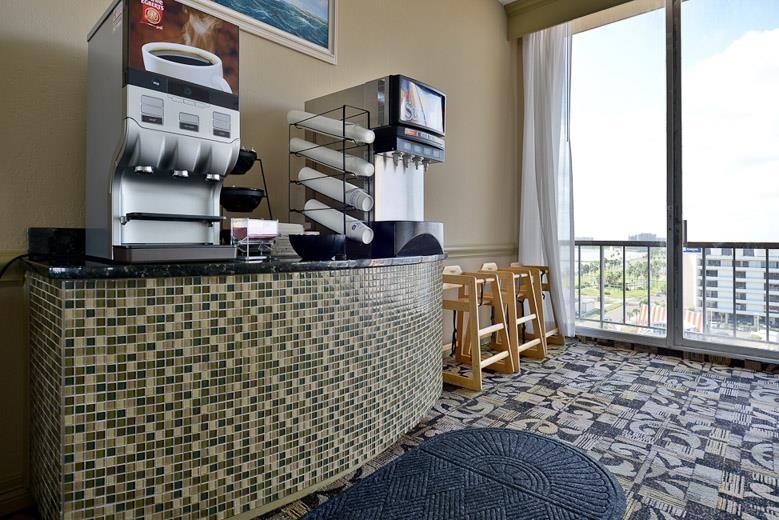 Best Western Corpus Christi - Enjoy our 100% Arabica coffee.