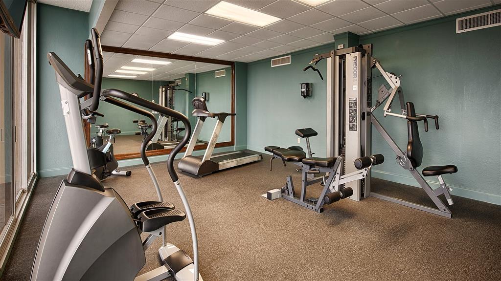 Best Western Corpus Christi - Fitness Center