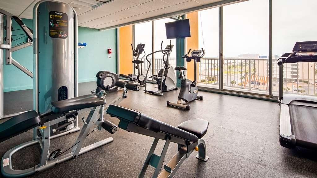 Best Western Corpus Christi - Fitnessstudio