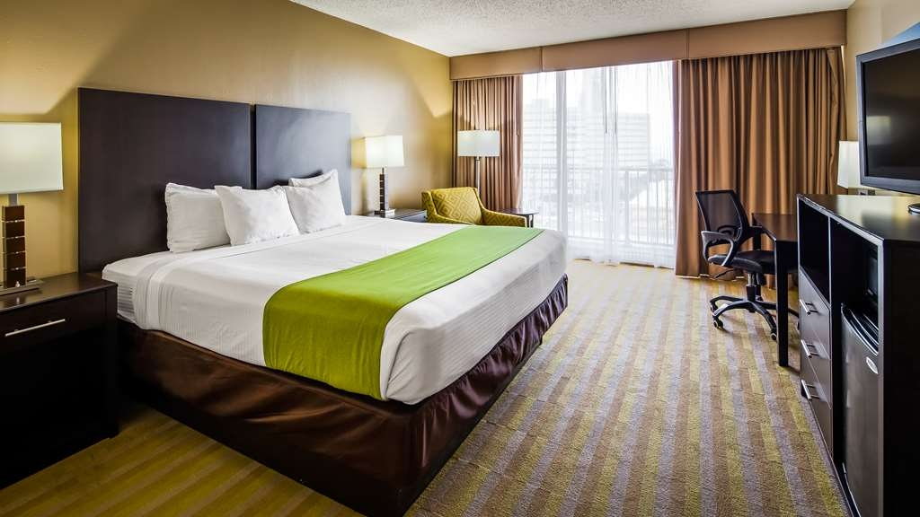 Best Western Corpus Christi - King Guest Room