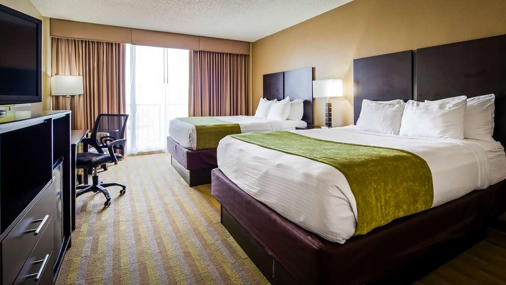 Best Western Corpus Christi - Two Queen Guest Room