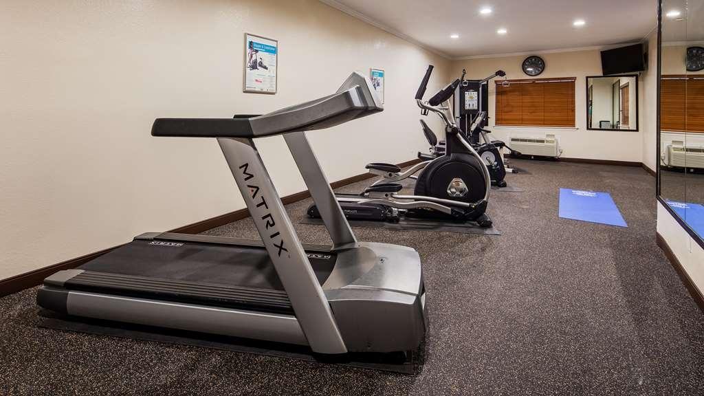 Best Western Plus Lake Worth Inn & Suites - Fitnessstudio