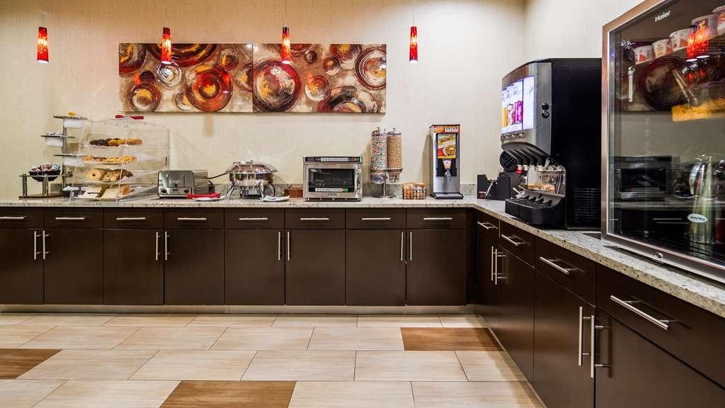 Best Western Plus Lake Worth Inn & Suites - Restaurant / Gastronomie