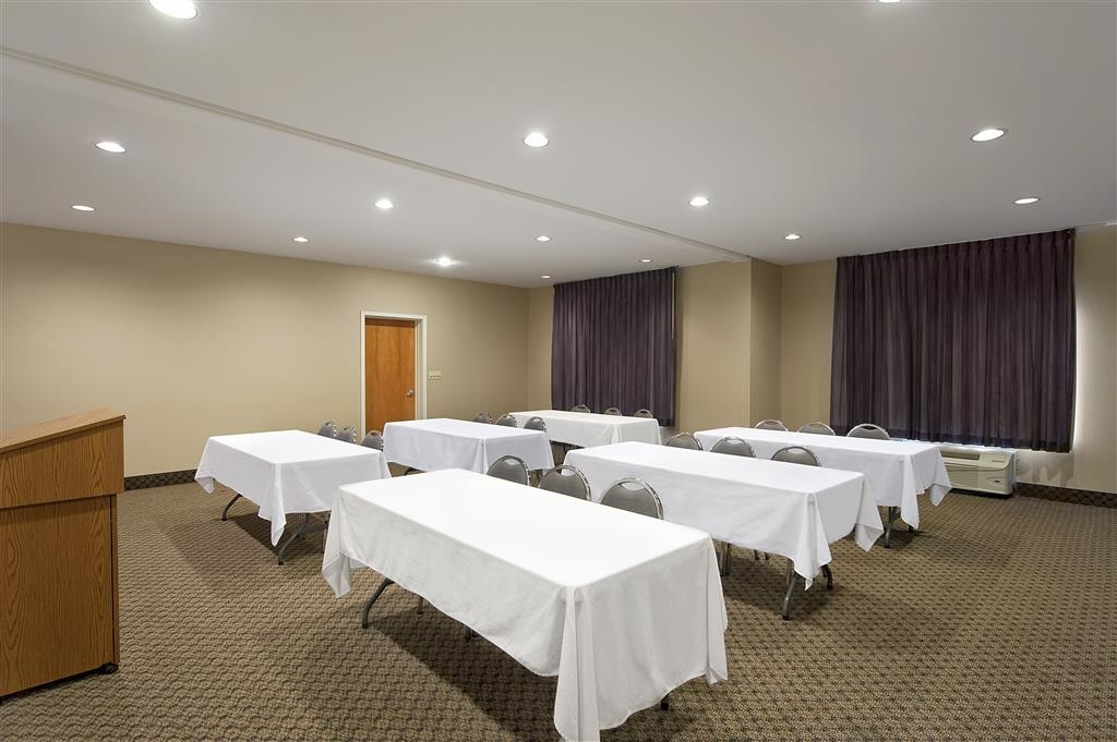Best Western Port Lavaca Inn - Conduct your next meeting in out conference room