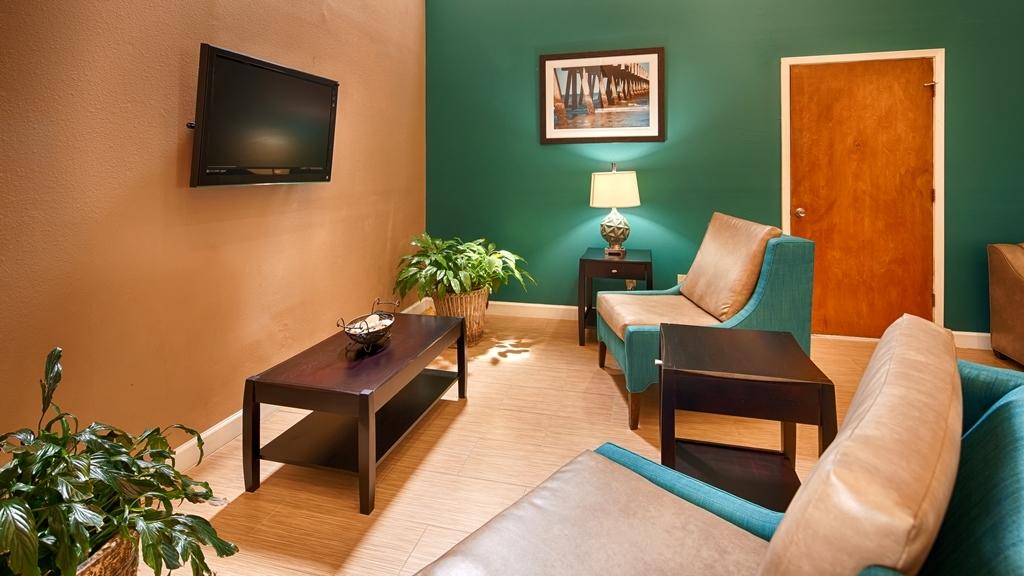 Best Western Port Lavaca Inn - Vue du lobby