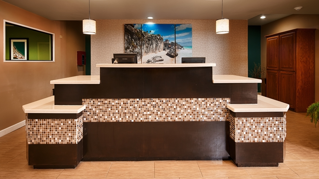 Best Western Port Lavaca Inn - Réception