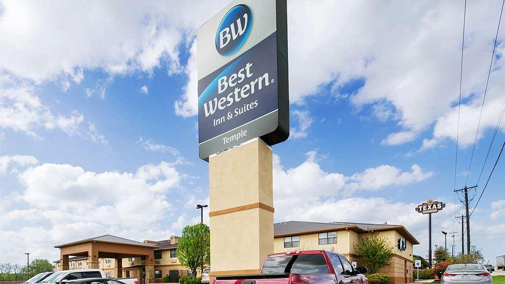 Best Western Temple Inn & Suites - Vista exterior
