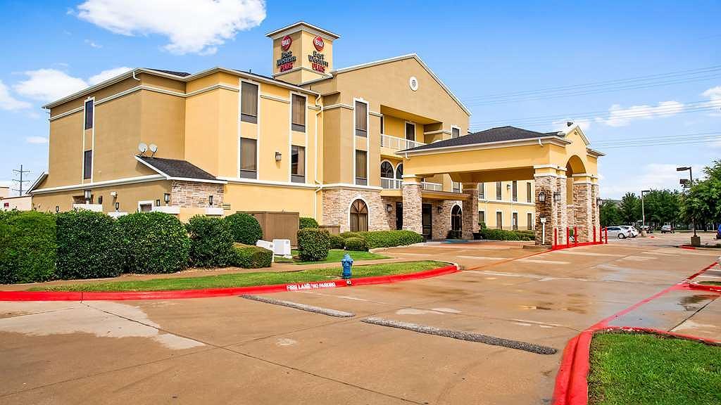 Best Western Plus McKinney Inn & Suites - Vista exterior