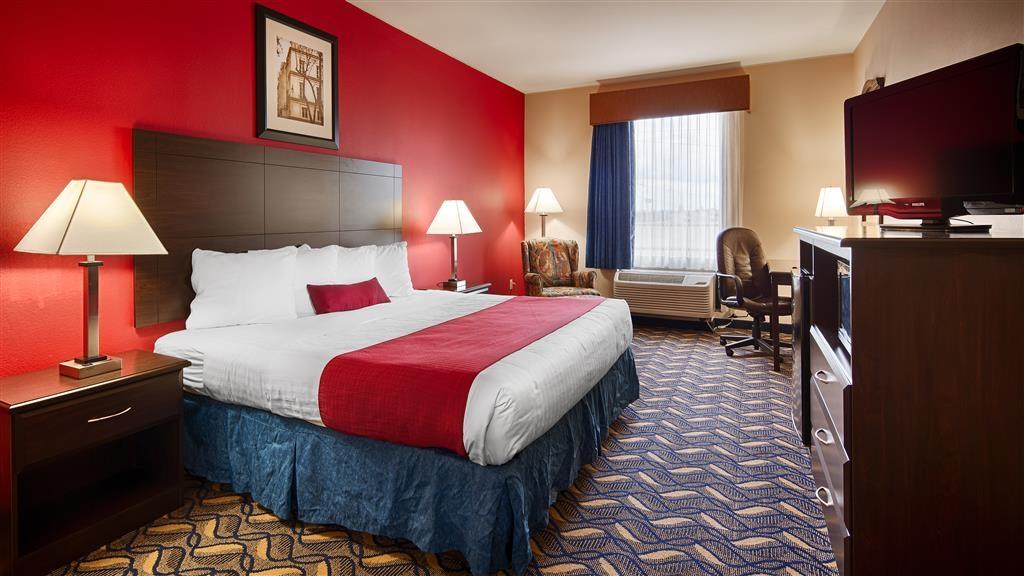 Best Western Plus McKinney Inn & Suites - Chambres / Logements