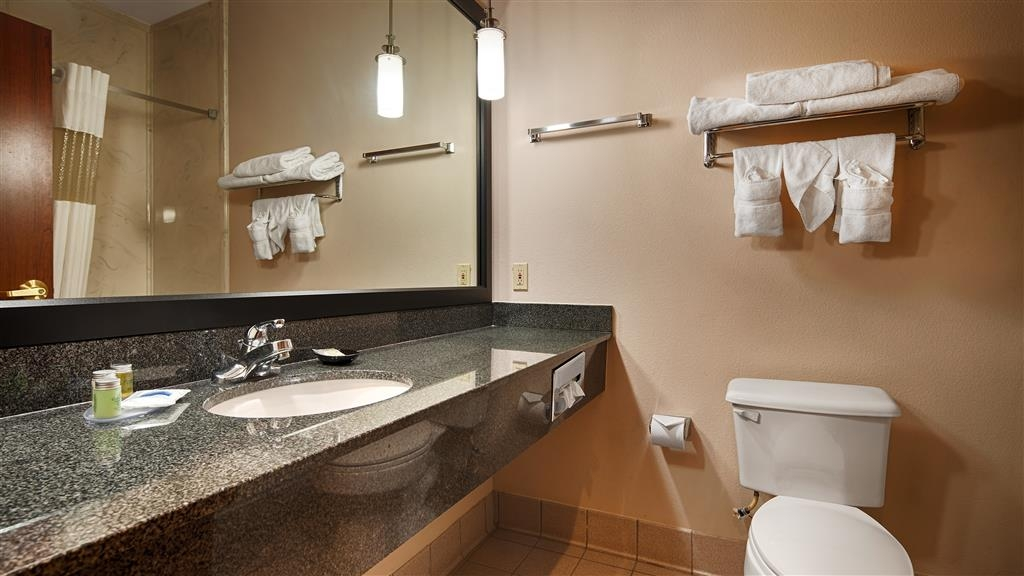 Best Western Plus McKinney Inn & Suites - Bagno